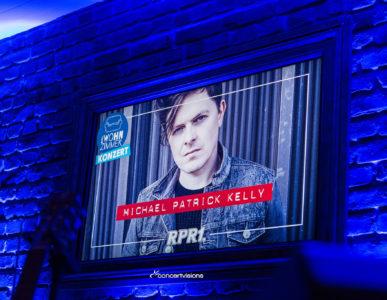 Michael Patrick Kelly RPR Wohnzimmerkonzert