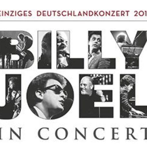 Billy Joel kommt nach Deutschland