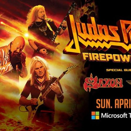 Judas Priest – Firepower Tour 2018
