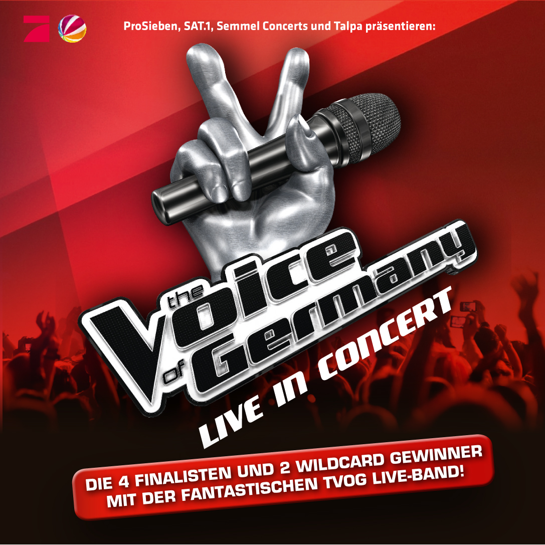 The Voice Of Germany Gewinner 2011