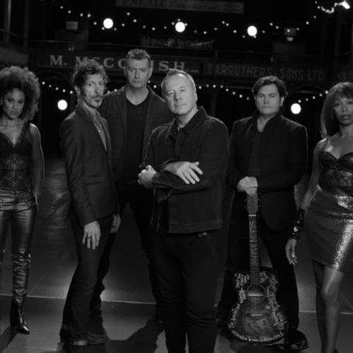 Simple Minds – Tourdaten 2018