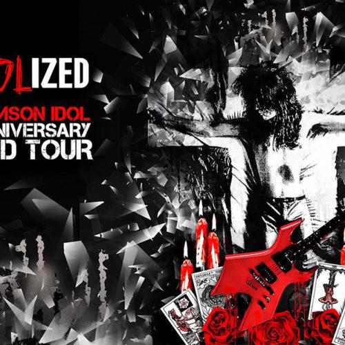 W.A.S.P. – Re-Idolized Tour 2017