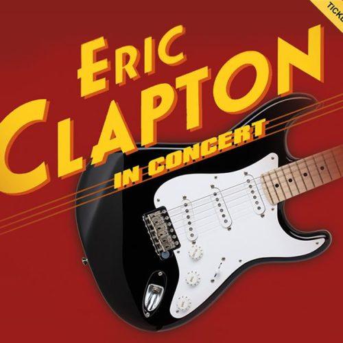 Eric Clapton – zurück in Deutschland!