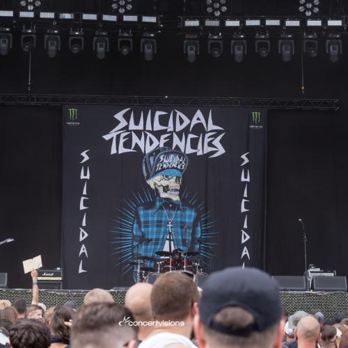 Suicidal Tedencies – Nothing To Lose