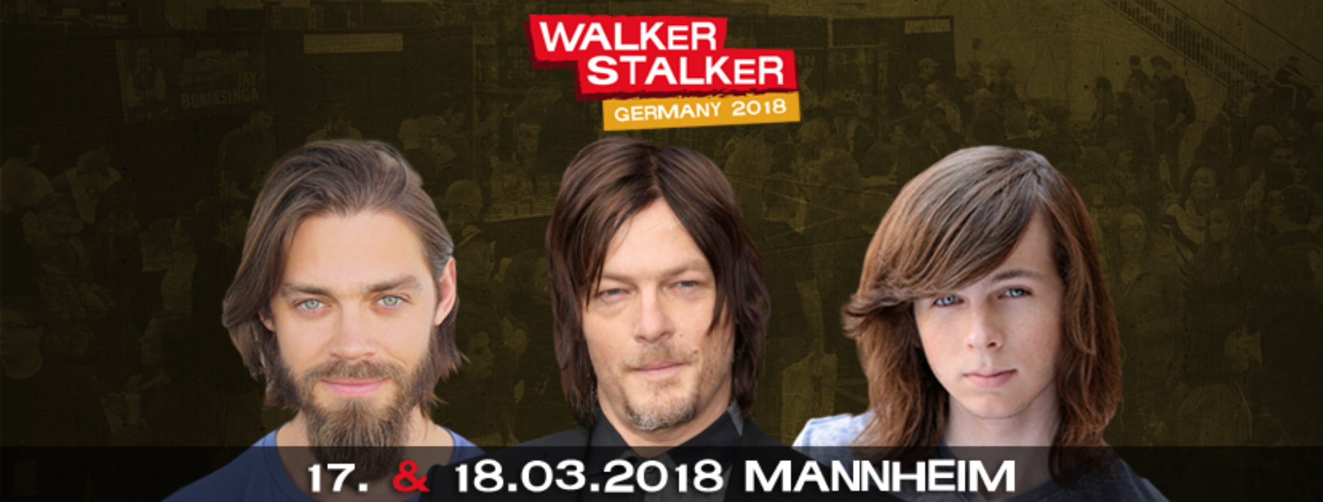 Walker Stalker Mannheim