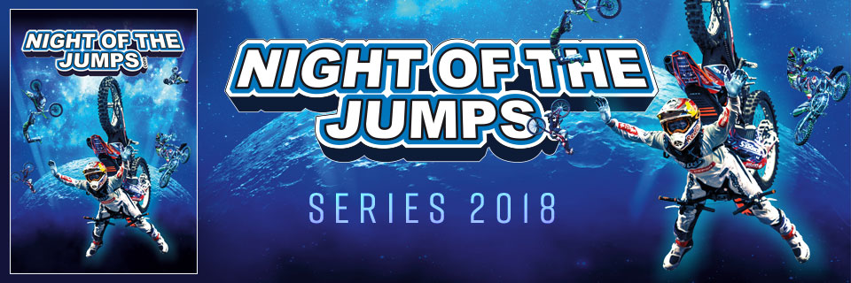 Night Of The Jumps Konzert Und Musiknews Konzertberichte