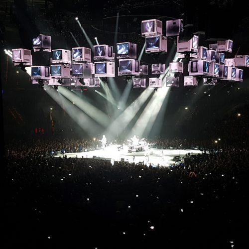 Metallica in der SAP Arena Mannheim