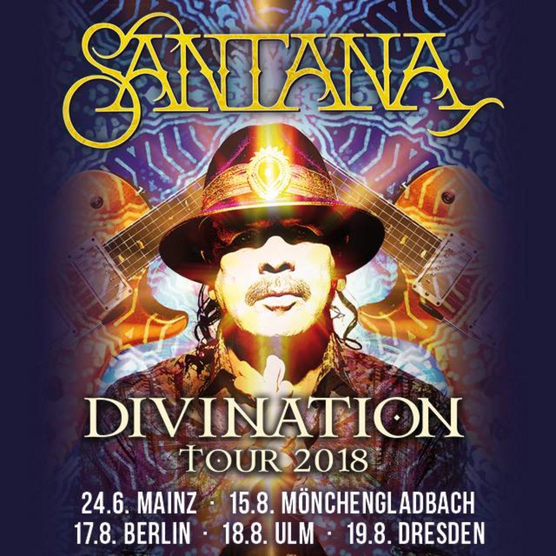 Santana is back!