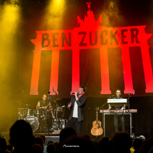 Ben Zucker im Capitol Mannheim