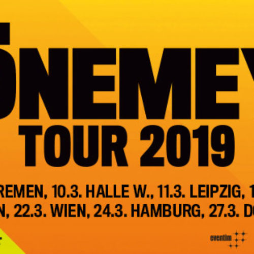 Grönemeyer Arena Tour 2019