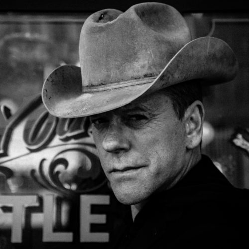 Kiefer Sutherland auf Reckless Tour