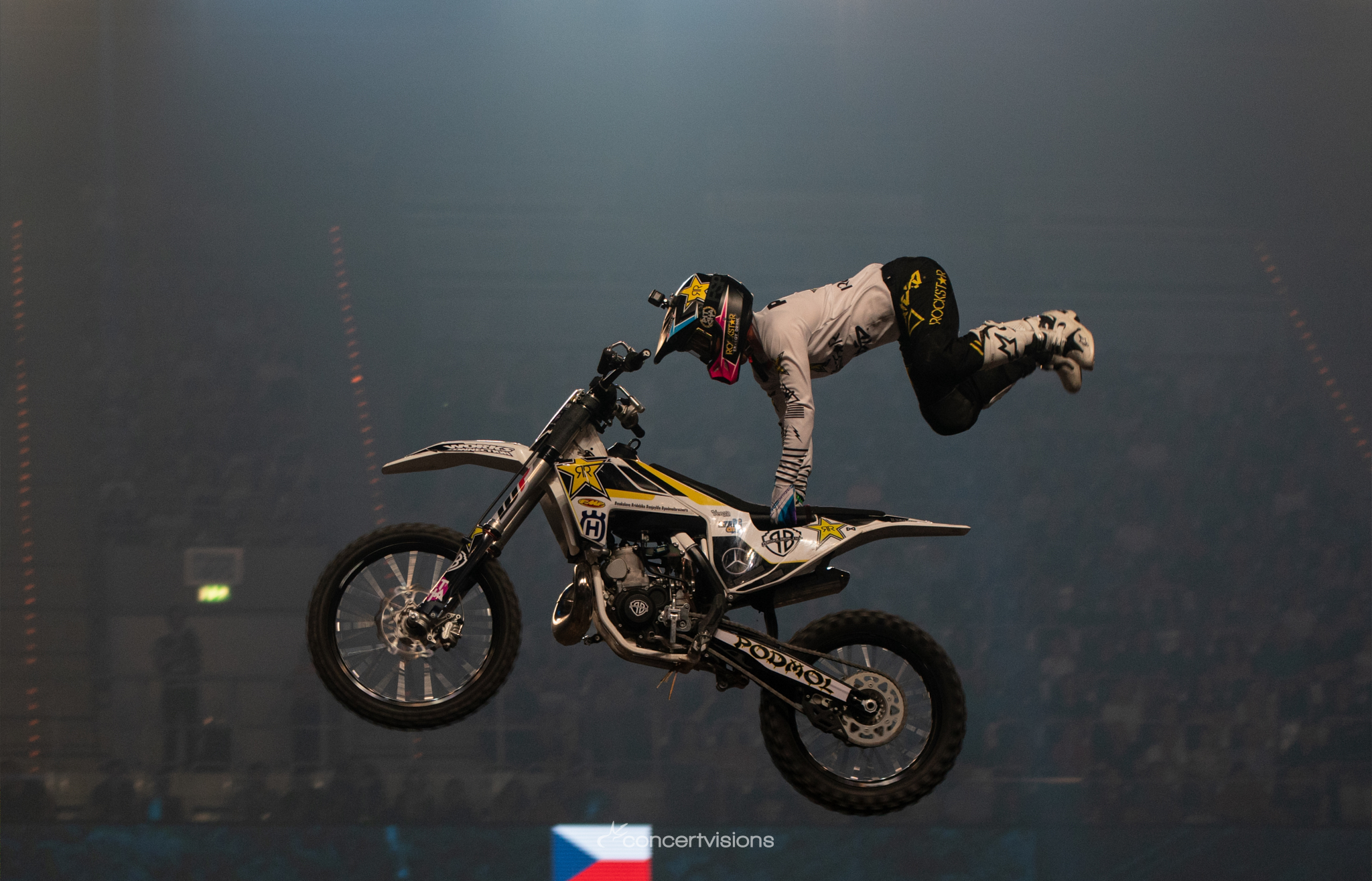 Night Of The Jumps 2018 Luc Ackermann Sieger In Mannheim