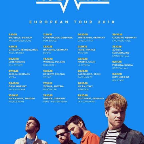 Kodaline – Tour im Oktober