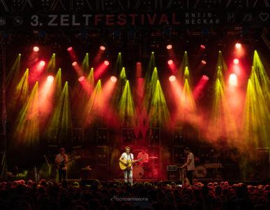 Wincent Weiss - Zeltfestival Mannheim 2018