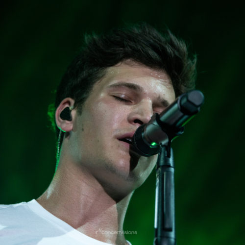 Wincent Weiss – Irgendwie Anders Tour 2019