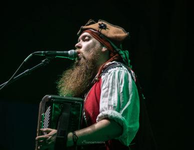 Saltatio Mortis - Zeltfestival Mannheim