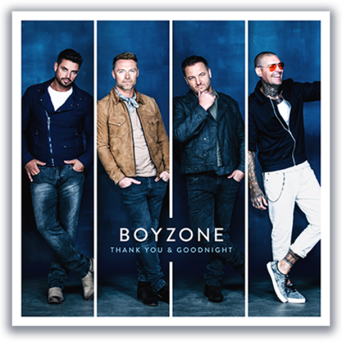 "Boyzone: Abschiedalbum ""Thank You & Goodnight"" nach 25 Jahren"