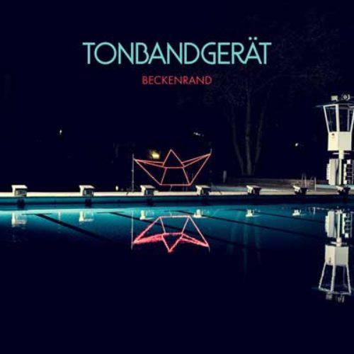 "Tonbandgerät: Album ""Beckenrand"" ab 7. September"