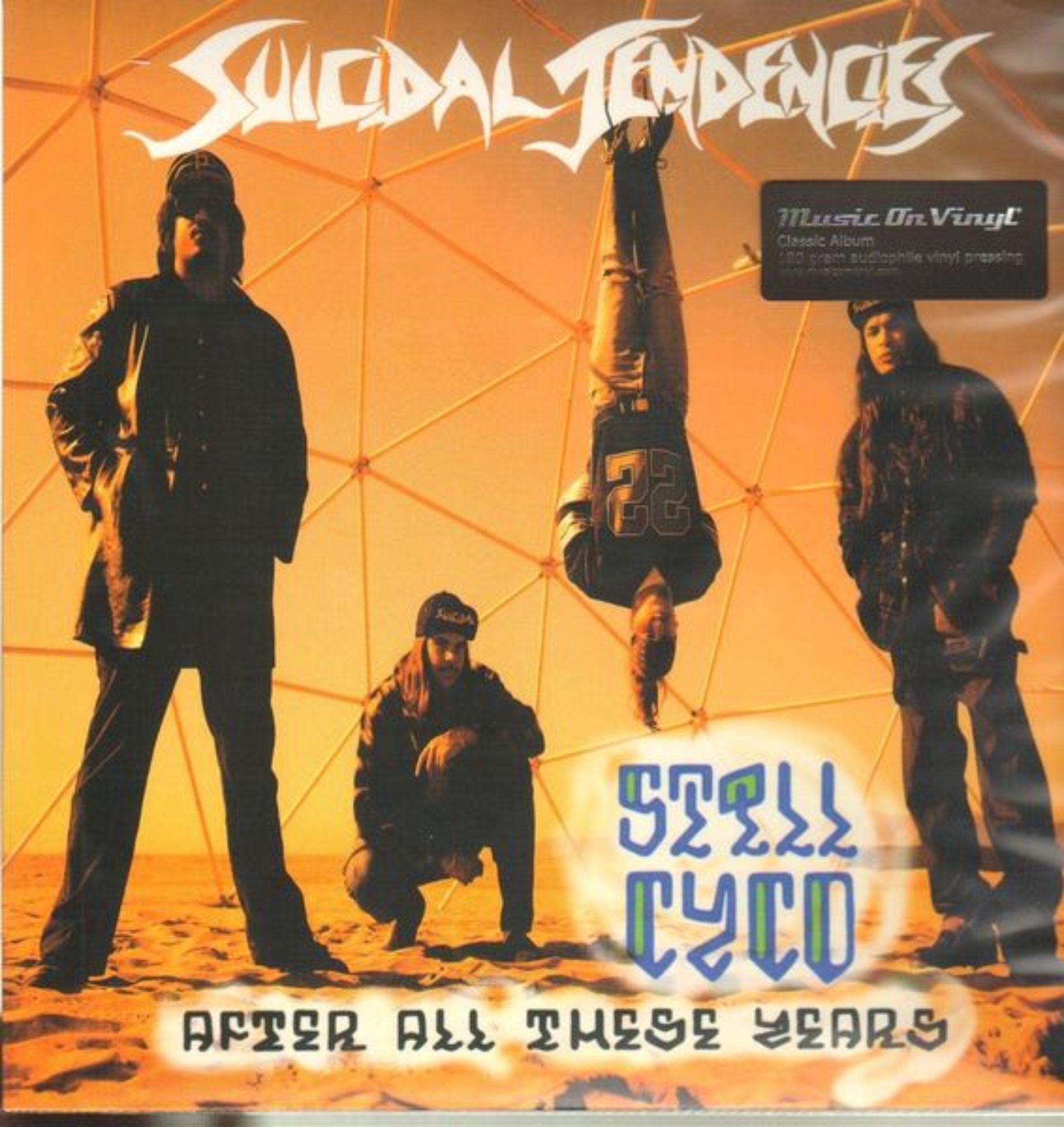 Suicidal Tendencies – Still Cyco Punk World Wide Tour 2018