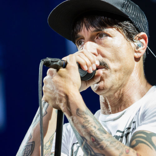 Red Hot Chili Peppers – zurück im Studio