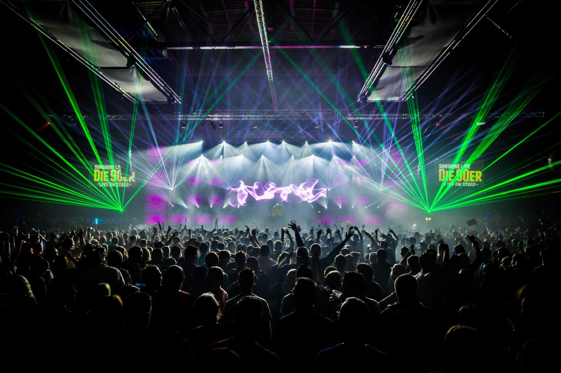 Sunshine Live – Die 90er Live on Stage