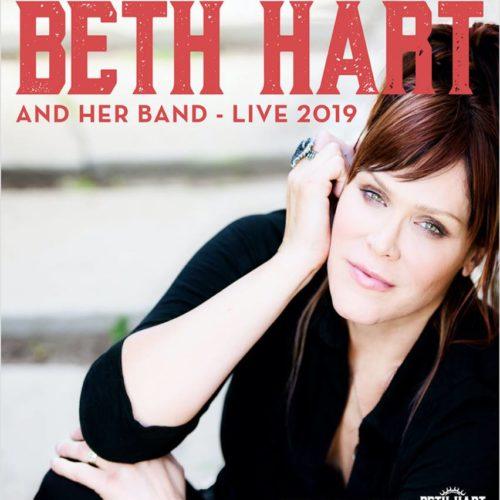 Beth Hart – 2019 wieder in Deutschland