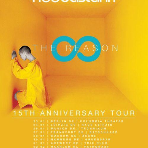 Hoobastank – im Januar 2019 zurück in Deutschland!