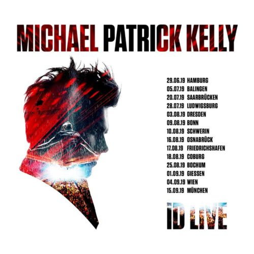 Michael Patrick Kelly – Live 2019