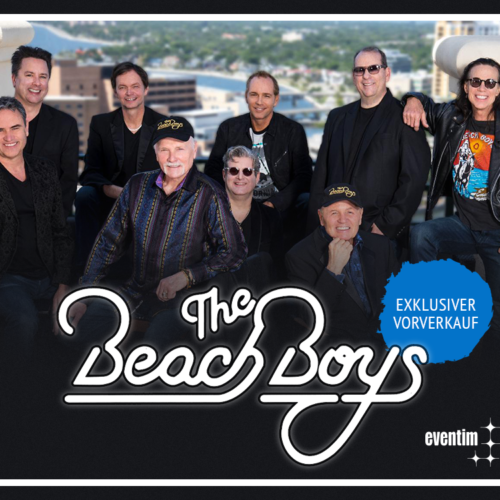 The Beach Boys – live 2019