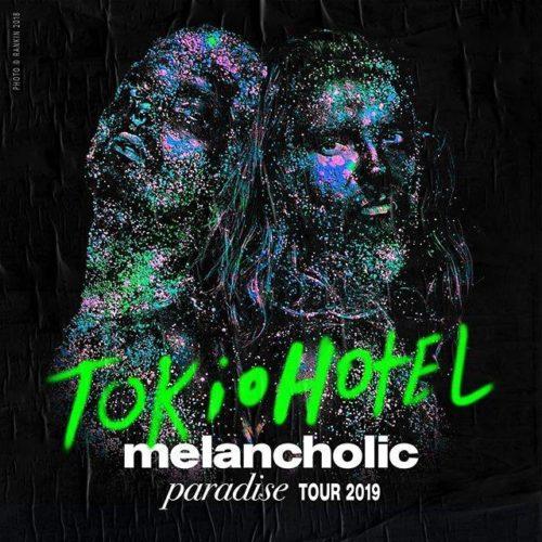 Tokio Hotel – Melancholic Paradise Tour 2019
