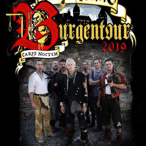 In Extremo – Burgentour 2019