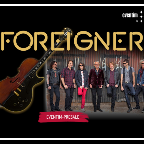Foreigner – Tour 2019