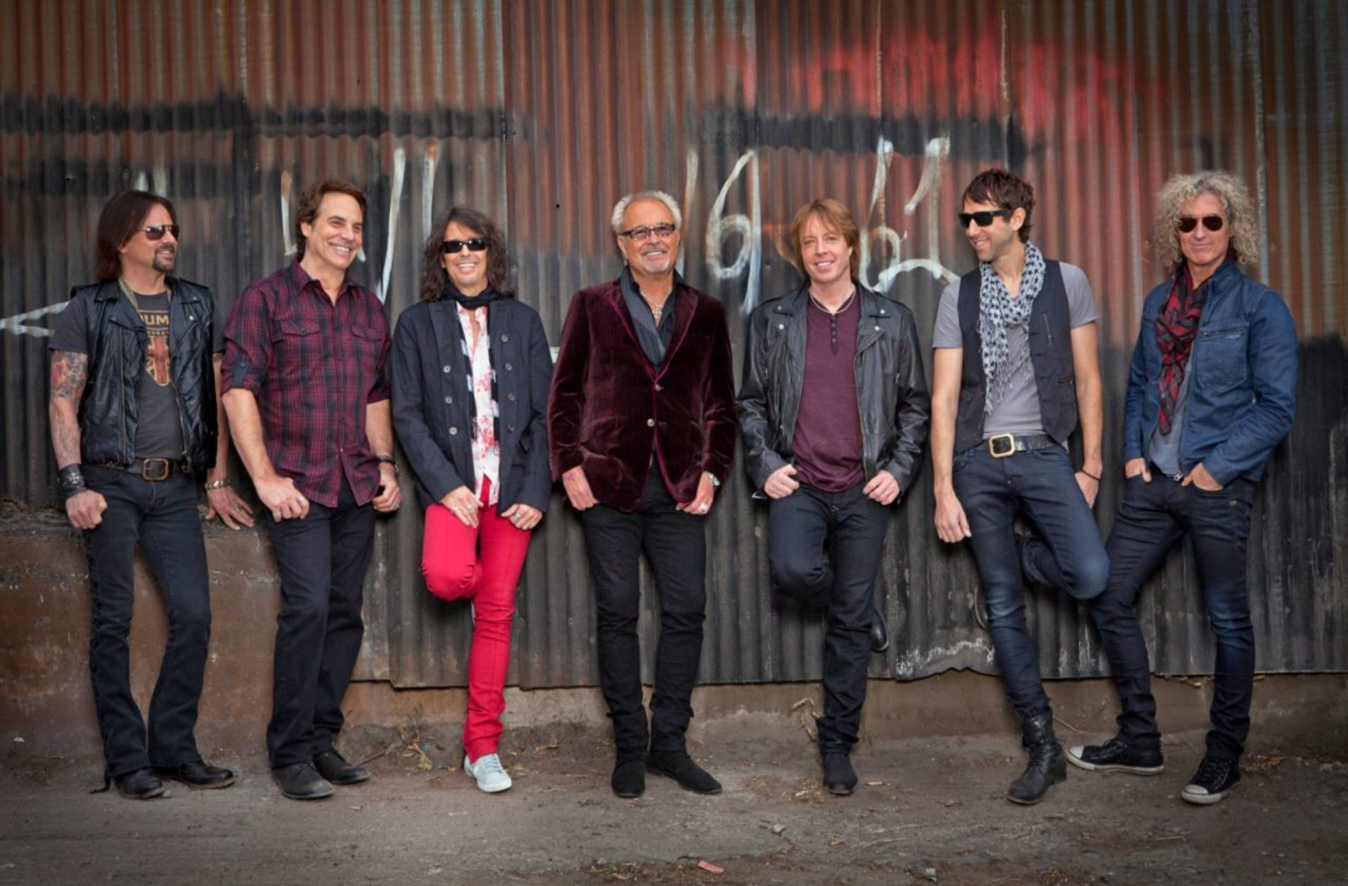 Foreigner – And The IP Orchestra 2019