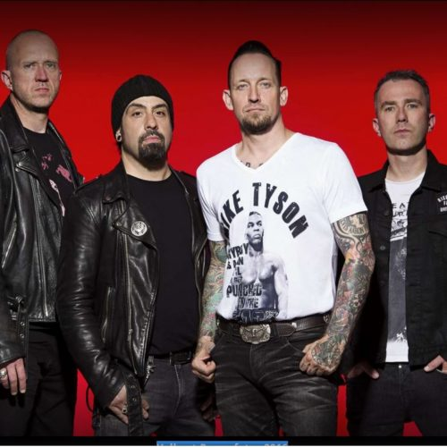 "Volbeat: ""Let's Boogie! Live From Telia Parken"""