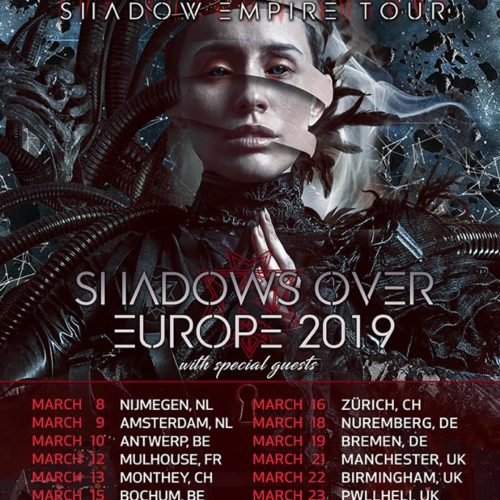 Kamelot – Shadows over Europe 2019