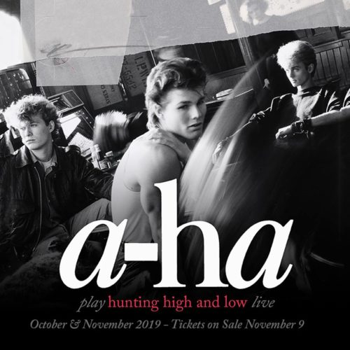 A-HA – Hunting High And Low Live 2019
