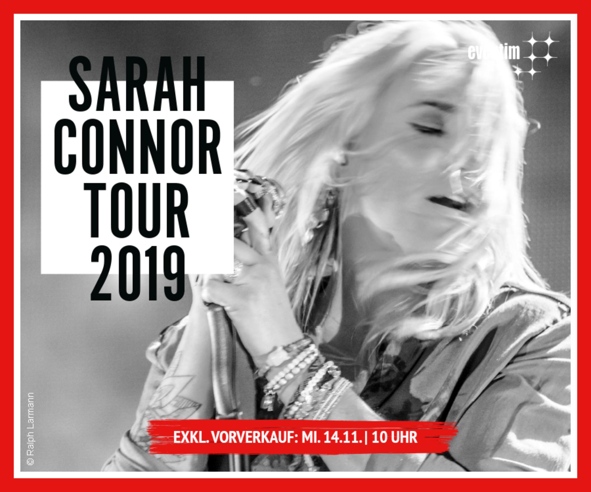 Sarah Connor – Tour 2019