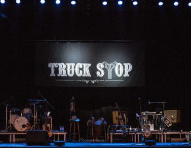 Truck Stop im Capitol