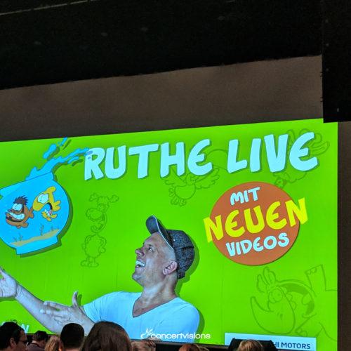 Ralph Ruthe im Tollhaus Karlsruhe