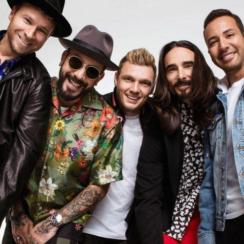 Backstreet Boys – Tour 2019 – Backstreet's Back