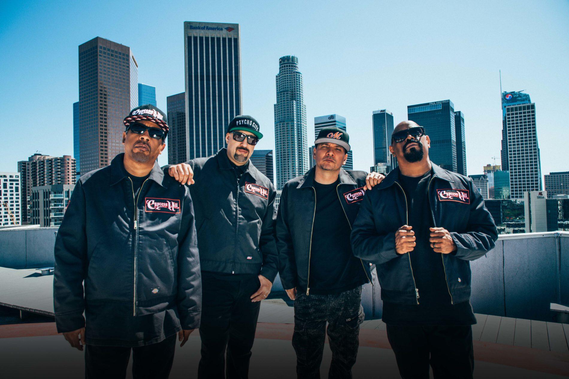 Cypress Hill – 4. Zeltfestival Rhein Neckar