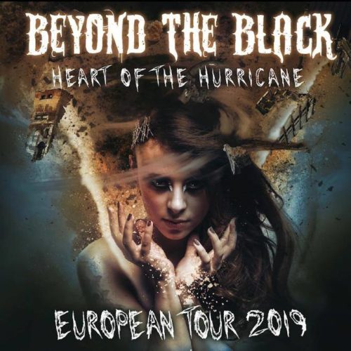 Beyond The Black – Europatour 2019