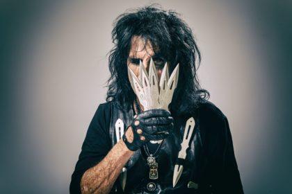 """Alice Cooper – """"Ol' Black Eyes is Back""""-Tour 2019"""
