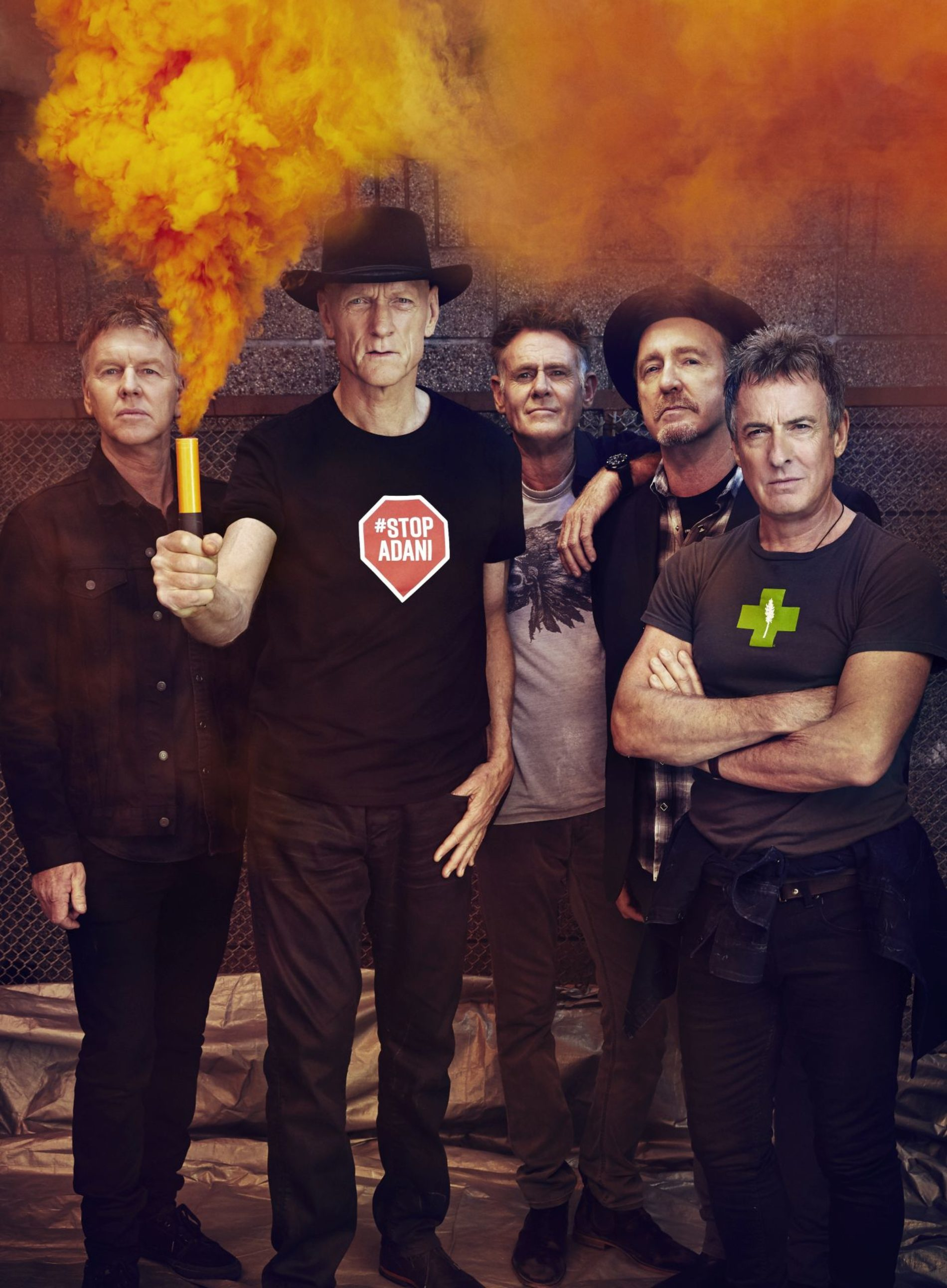 Midnight Oil – Tour 2019