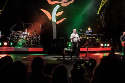 Chris de Burgh und Band Live 2019