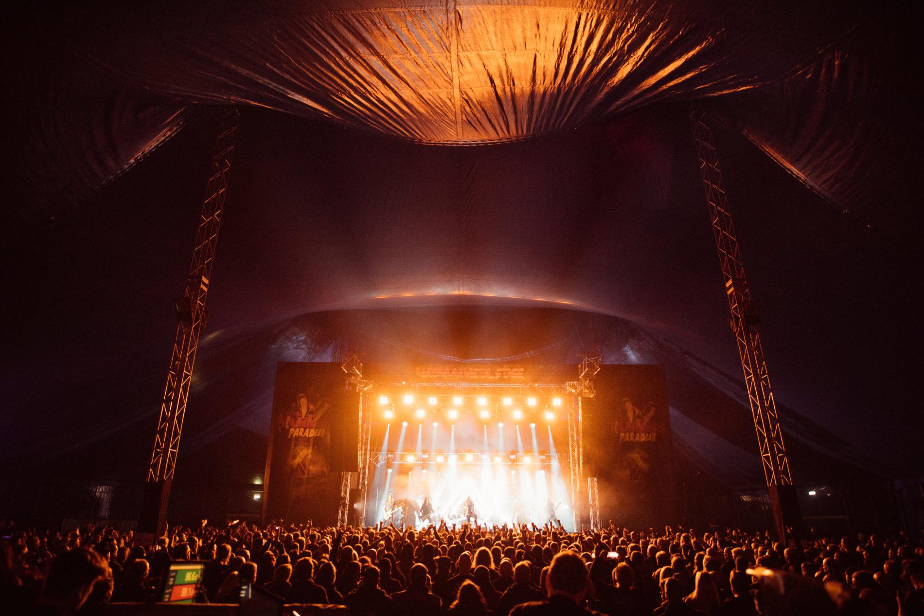 Metal Hammer Paradise 2019 – erste Bandwelle