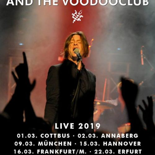 Phillip Boa and the Voodooclub wieder auf Tour