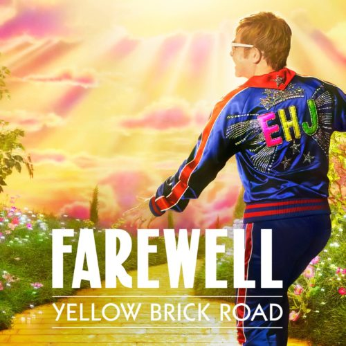 Elton John – Farewell Yellow Brick Road