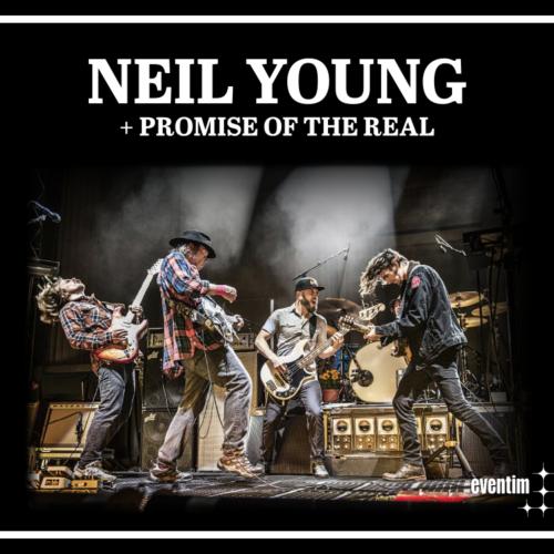 Neil Young auf Deutschlandtour 2019