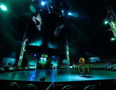 Zirkus des Horrors 2019 in Mannheim